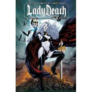 Lady Death #5 (0820023007622): Brian Pulido : Books