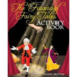 Fairy Tales Activity Book [Paperback] Mr Daniel Britton Books