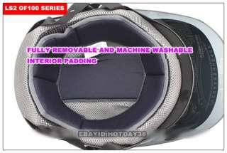 Half Face Motorcycle Helmet Open Visor Shield Stripe