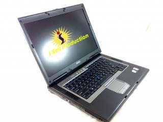 15.4 Dell Precision M4300 Laptop WiFi T7700 2.40 GHz