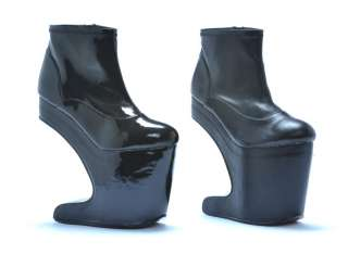 Ankle Lady GAGA Platform Wedges Boots BP579 SAFFO