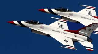 US AIR FORCE PILOT WING USAF WINGS THUNDERBIRD WOW
