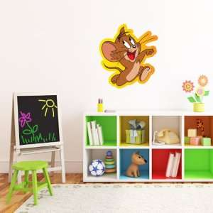 Tom and Jerry Mouse Wall Decal Wall Decor 27 x 30