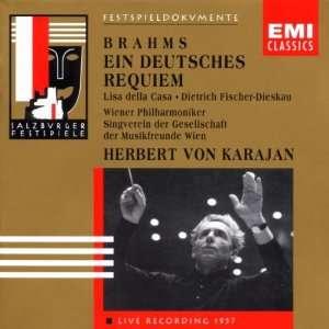 Lisa della Casa, Vienna Singverein, Herbert von Karajan, Lisa Della