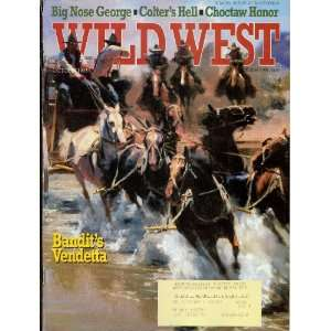 Wild West Magazine October 1993 (Vol 6 No 3): William M