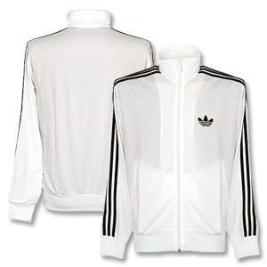 adidas Originals Firebird Jacket   White Sports