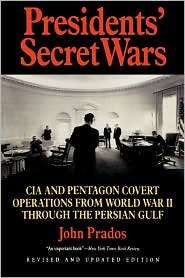 Presidents Secret Wars, (1566631084), John Prados, Textbooks   Barnes