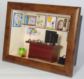 Miniature Pediatrician Doctor Furniture Office Couch