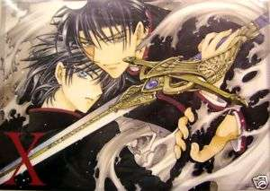 CLAMP  X  clear File folder official