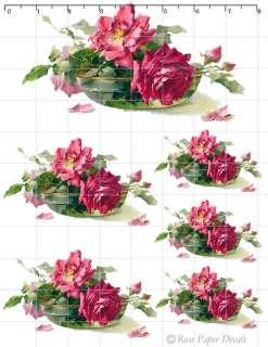 Etiquetas hermosas vintage de elegancia de boutique de rosas rojas de