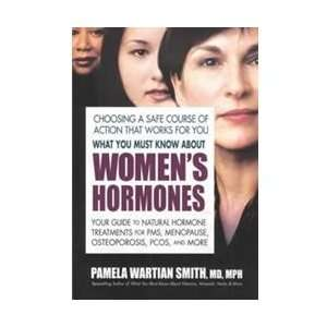 Must Know About Womens Hormones Book   What You Must Know About Women