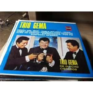 Trio Gema De Guicho Cisneros Trio Gema Music