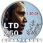 President Barack Obama Pin Button 56th INAUGURAL 1 20 0