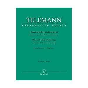 : Solokantaten für hohe Singstimme, 1 Instrument und Basso continuo