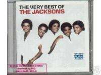 THE JACKSONS VERY BEST NEW 2 CD SET JACKSON 5 MICHAEL