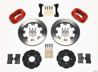 Front & Rear Disc Brake Kit Wilwood 140 6310 R +