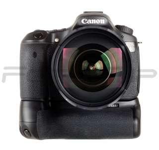 Battery Pack Grip for Canon 60D MEIKE BG E9 Alpha Digit