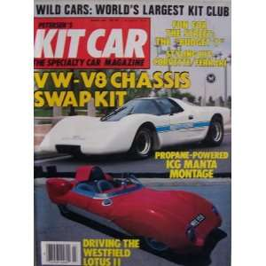 Petersens Kit Car [ Vol. 3 No. 2, Mar. 1984 ] The Specialty Car