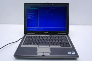 Dell Latitude D630 Laptop for parts or repair