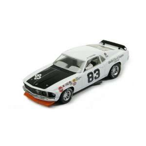 32 Slot Car 1970 Ford Mustang Al Costner C2890: Toys & Games