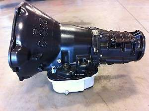 Dodge 47RE Performance Transmission w Billet Triple Disc Torque