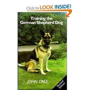 German Shepherd Dog (Pelham dogs) (9780720718553): John Cree: Books