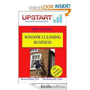 Window Cleaning Business: Tim Roncevich, Steven Primm: