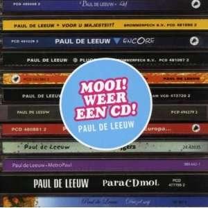 Mooi! Weer Een CD!: Paul de Leeuw: Music