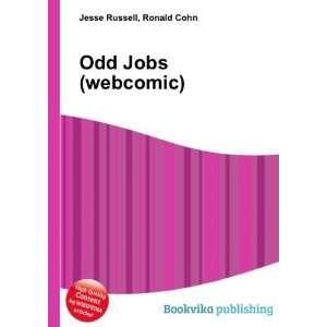 Odd Jobs (webcomic) Ronald Cohn Jesse Russell Books