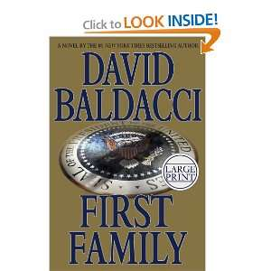 First Family David Baldacci Books