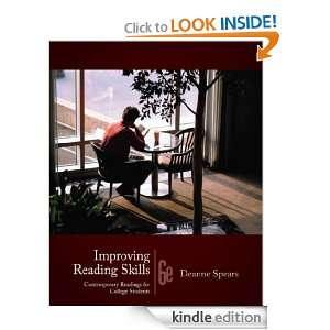 Improving Reading Skills: Deanne Spears:  Kindle Store