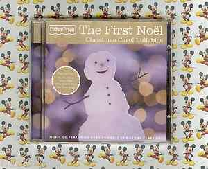 The First Noel Christmas Carol Lullabies by Fisher Price CD