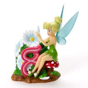 Disney Showcase Tinkerbell Birthday Age 8 Figurine: Home