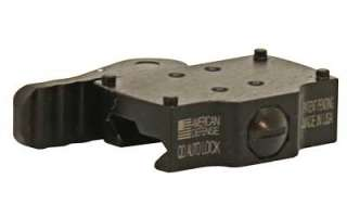 DEF BURRIS FASTFIRE Quick Release QR SCOPE MOUNT from WESTLAKE SCOPES