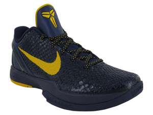 NIKE ZOOM KOBE VI BASKETBALL SHOES 429659 501