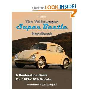 1971 1974 Models (9781557884831): Editors of VW Trends Magazine: Books