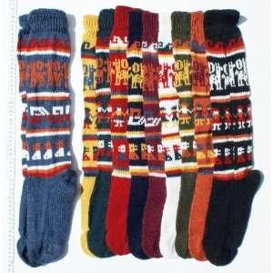 Two Alpaca Blend Knit Pair of Socks $ 8.95 Sale Fair Trade