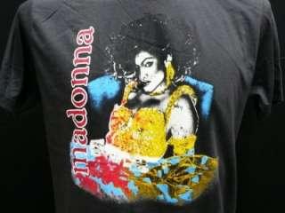 Madonna Pop Idol NWT Punk Rock men t shirt szM