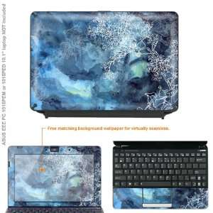skins STICKER for ASUS Eee PC 1015PEM 1015PED case cover EEE1015 10