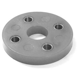 Our steering coupler is made of high impact urethane and has steel