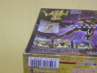 Bandai Saint Seiya Cloth Myth 12 Gold Cloth Grand Pope Sion Lot of 13