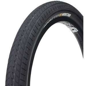Black Label MobStar BMX Tire: Sports & Outdoors