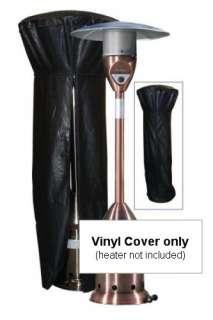 New Full Length Vinyl Cover for Outdoor Patio Heater