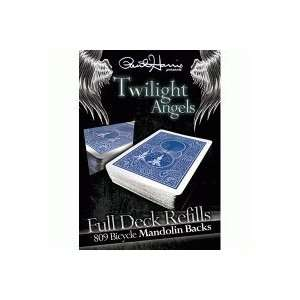 Paul Harris presents Twilight Angels Full Deck (Blue Mandolin) by Paul