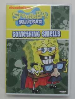 Nickelodeon Spongebob Squarepants Something Smells DVD
