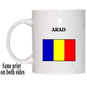Romania   ARAD Mug