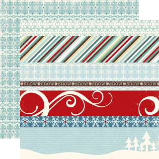 Echo Park Wintertime paper & sticker kit