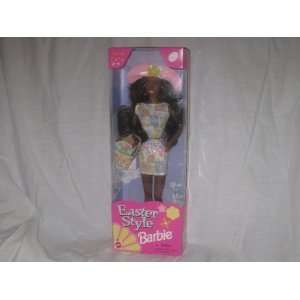 Barbie Easter Style A.A.: Toys & Games