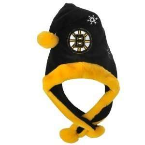Boston Bruins NHL Official Team logo Stadium Dangle Santa