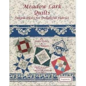Delightful Fabrics (9780965680110): Mary Hickey, Joan Hanson: Books